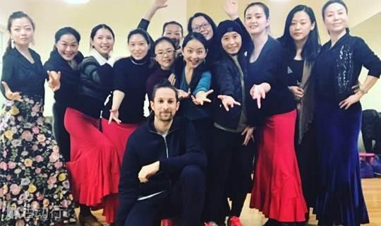 1月14/15日 珍舞门Flamenco弗拉明戈舞蹈课